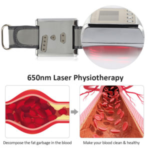 Household 650nm Laser Physiotherapy Wrist Diode 2