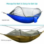 Camping Hammock with Mosquito Net 4