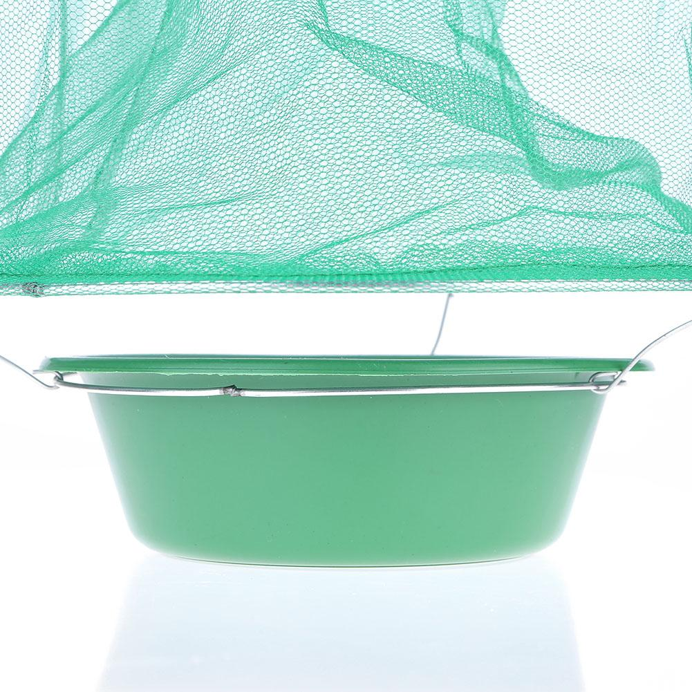 Outdoor Folding Mosquito Capture Catching Fly Mesh Net Hanging Trap Catcher Killer Insect Bug Garden Tool 6