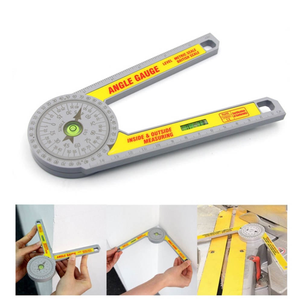 Miter Saw Protractor Ruler 1