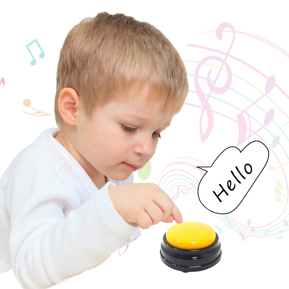 Recordable Talking Easy Carry Voice Recording 6