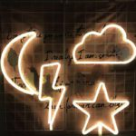 Wholesale LED Neon Night Light Sign Wall Art Sign Night Lamp Xmas Birthday Gift Wedding Party Wall Hanging Neon Lamp Home Decor 6