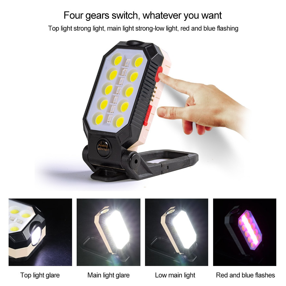 USB Rechargeable Work Light 3