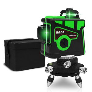 Laser Level 12 Lines 3D Self-Leveling 360 Horizontal And Vertical Cross Super Powerful Green Laser Beam Line 2