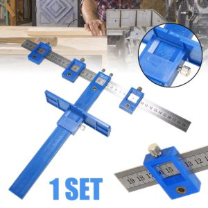 1pc/kit Hole Locator Doweling Jig Drill Guide