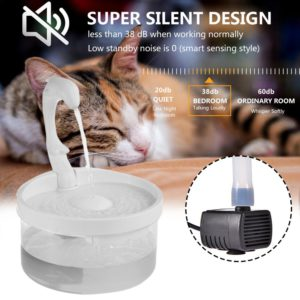 Intelligent Cat Drinking Water Automatic Power-off Drinking