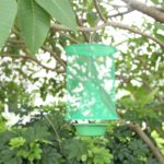 Outdoor Folding Mosquito Capture Catching Fly Mesh Net Hanging Trap Catcher Killer Insect Bug Garden Tool 5