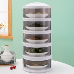 Stackable Food Dome Multi-Layer 1