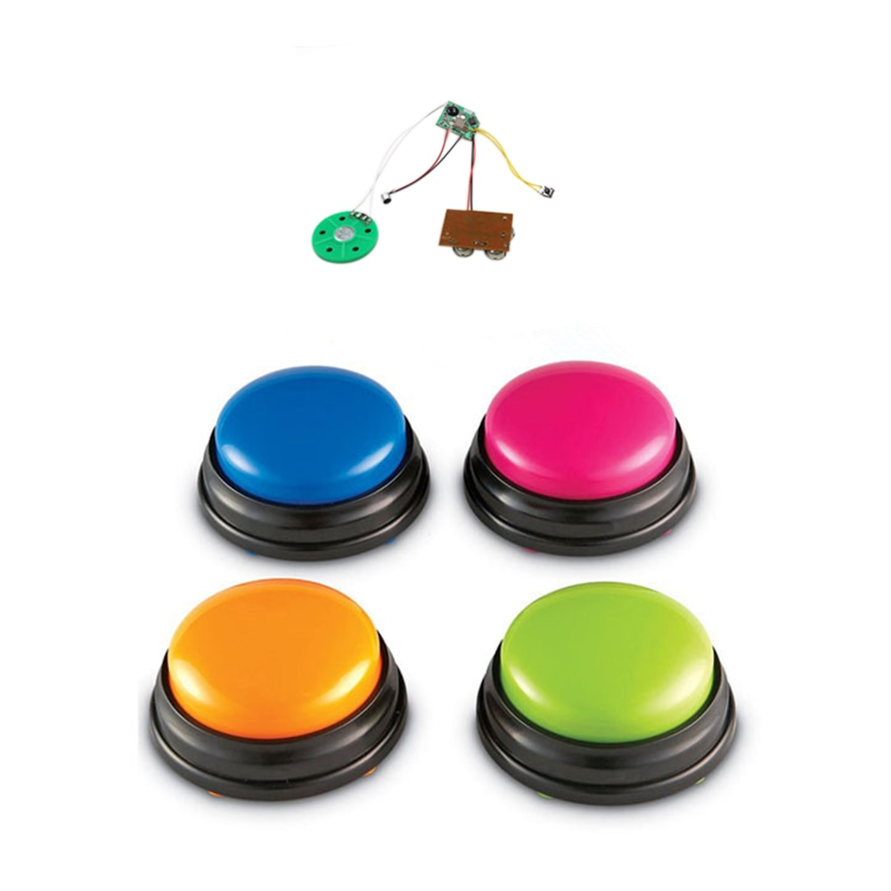Recordable Talking Easy Carry Voice Recording 1
