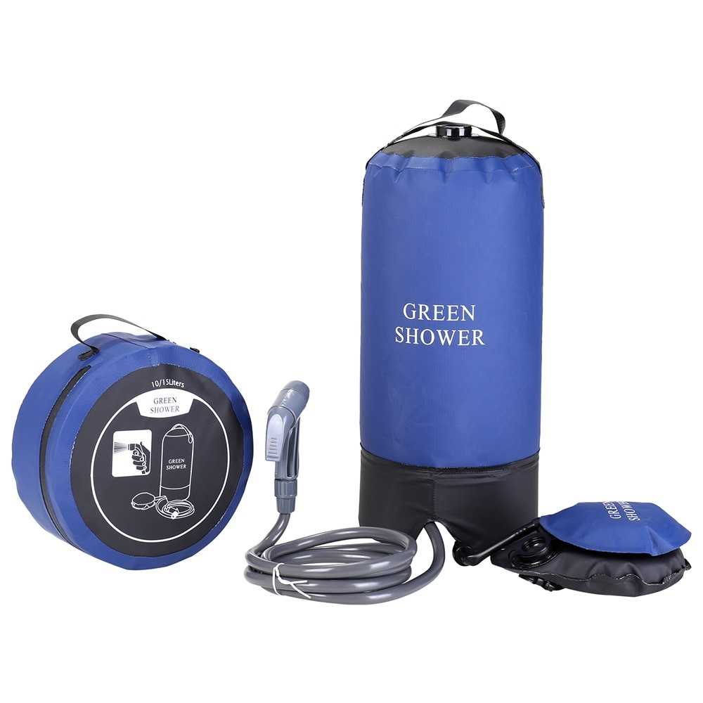 PVC Pressure Shower Bag with Foot Pump