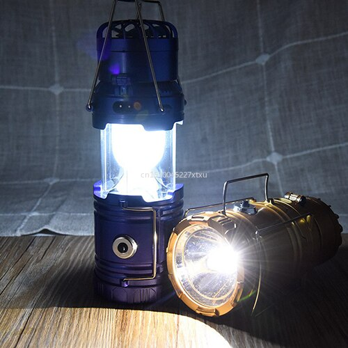 6 in 1 Portable Outdoor LED Camping  5