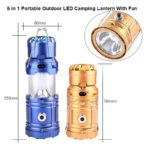 6 in 1 Portable Outdoor LED Camping  4