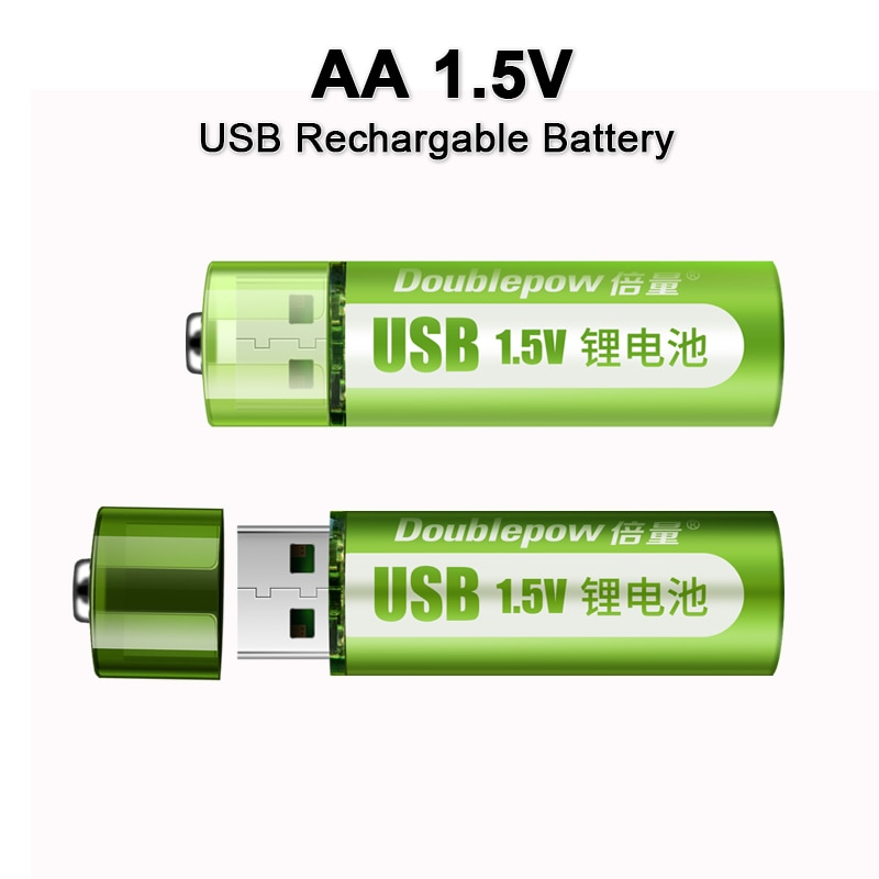 1.5V AA rechargeable battery 1