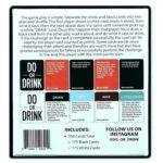 Board Games Drinking Card Game 3