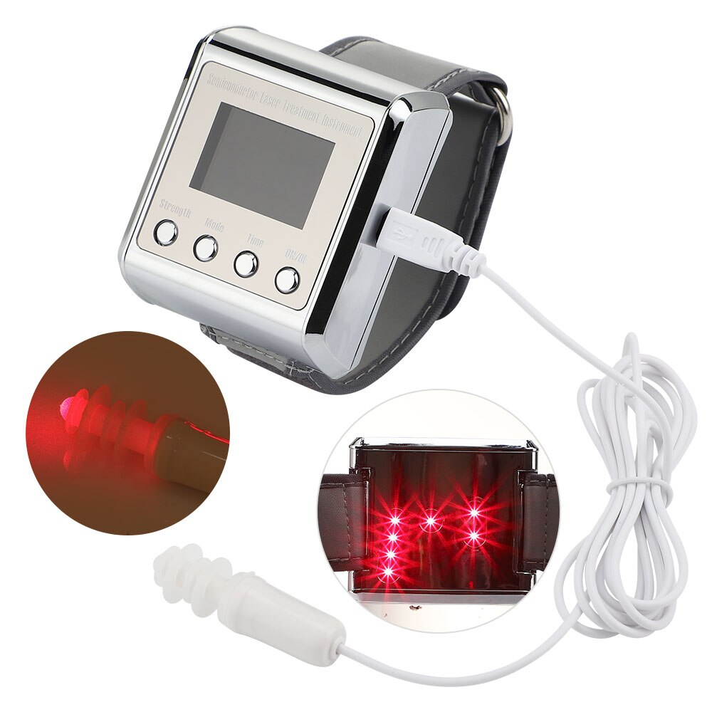 Household 650nm Laser Physiotherapy Wrist Diode 6