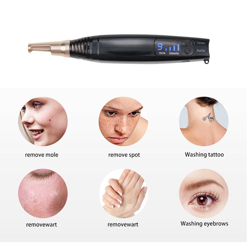 Blue&Red Scar Tattoo Removal Laser Pen 4