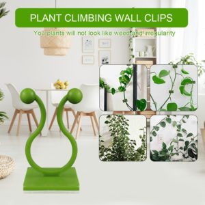 50pcs Invisible Wall Rattan Clamp 2