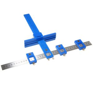 1pc/kit Hole Locator Doweling Jig Drill Guide  2