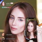 360° Rotation Auto Face & Object Tracking 3