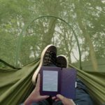 Camping Hammock with Mosquito Net 3